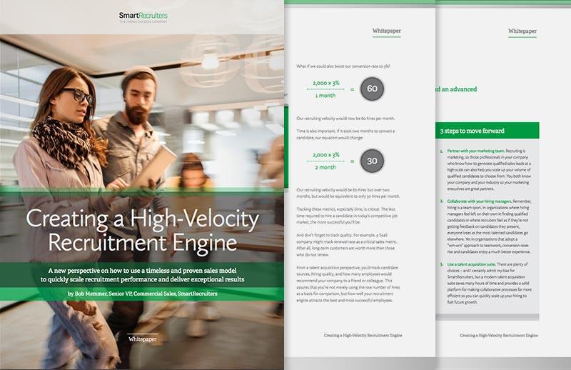 Creating a High-Velocity Recruitment Engine